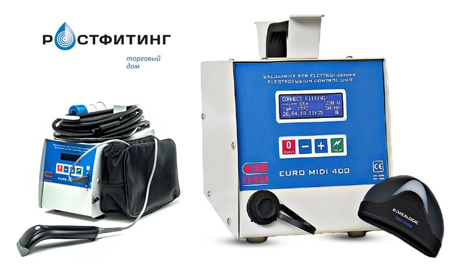 Моновалентный сварочный аппарат Euro MIDI 400